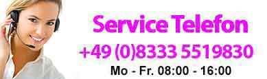 Service Telefon