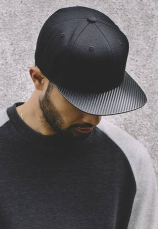 Flexfit Carbon Snapback black