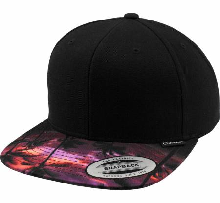 Sunset Peak Snapback