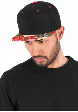 Yupoong Snap Back Hawaii Cap