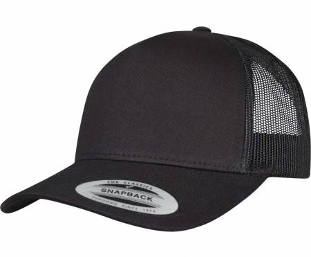 5-Panel Retro Trucker Cap