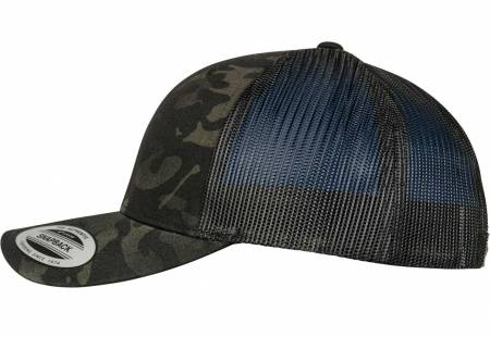 Retro Trucker Multicam