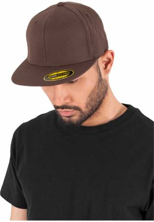 Flexfit Flatpeak 210 brown