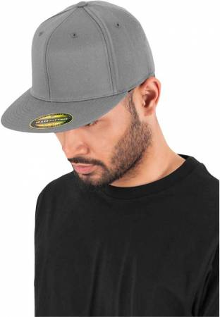 Flexfit Flatpeak 210 darkgrey