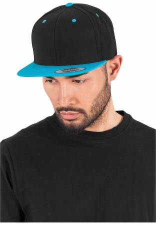 Original Flexfit Cap black silver
