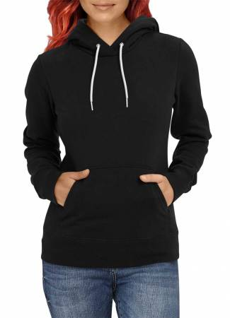 Lady-Fit Hooded Sweat