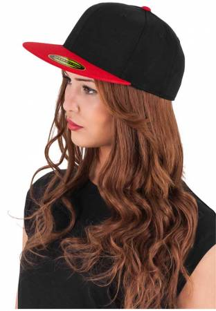 Flexfit® Flatpeak Cap 210 Dual Tone