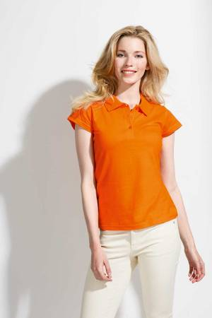 Womens Polo Shirt Prescott