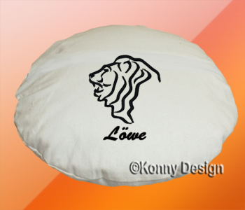 kissen mit sternzeichen gestalten und besticken lassen konny design. Black Bedroom Furniture Sets. Home Design Ideas