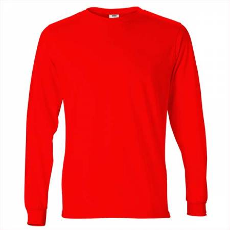 Womens Long Sleeves red