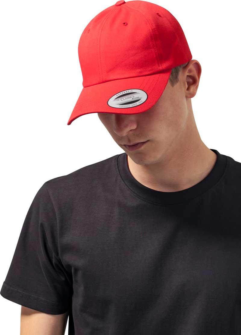 ead1d1347e94f7 Flexfit Low Profile Cap - bestickte Caps bei Konny Design▷ Konny Design