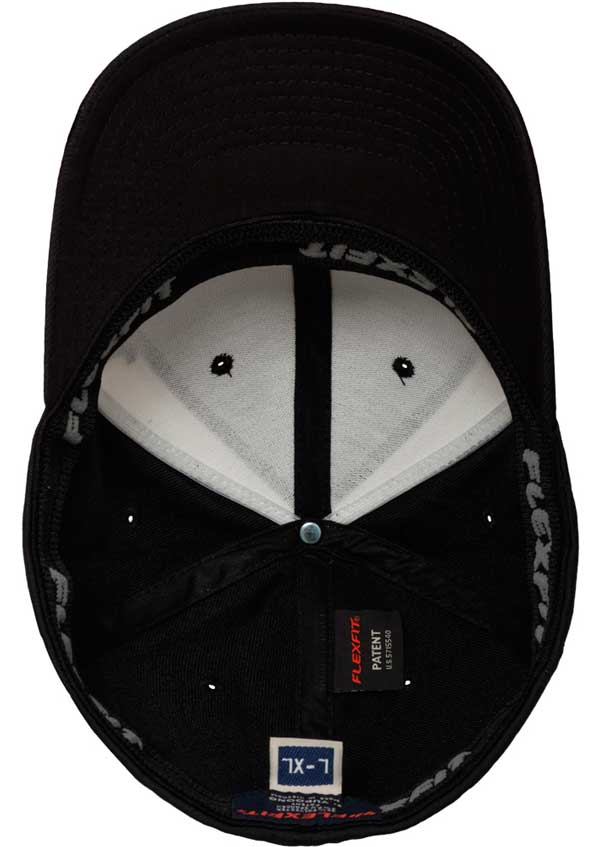 flexfit performance cap snapback caps selbst gestalten. Black Bedroom Furniture Sets. Home Design Ideas