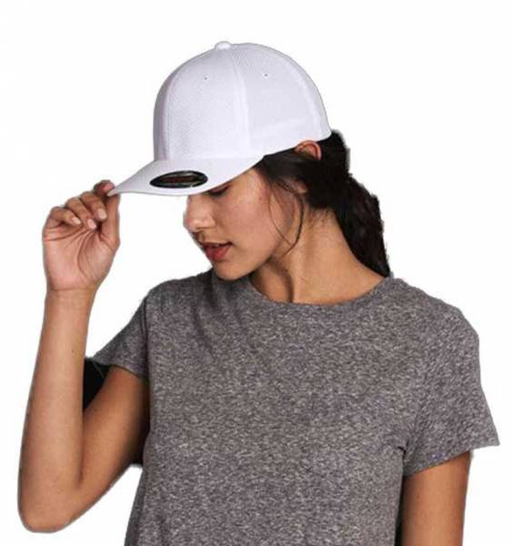 Flexfit 3D Hexagon Jersey Cap