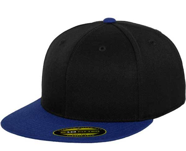 Flexfit Flatpeak 210 black royal