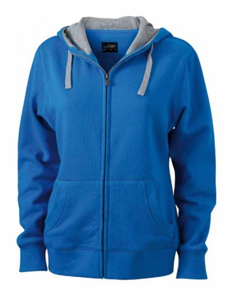Ladies Lifestyle Zip-Hoody