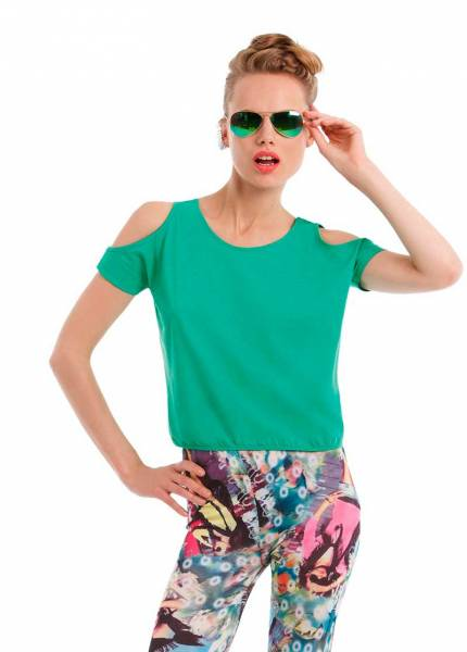 T-Shirt Tropical Women