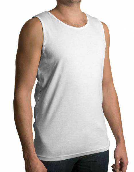 Herren Boxer-Shirt Cotton-Touch