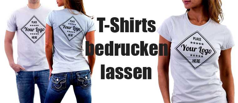 8b1cad2acf T-Shirts bedrucken lassen - Shirts bedrucken - jetzt selber ...