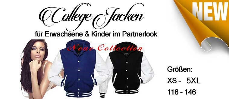 College-Jacken-Partnerlook